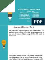 Akuntansi Kas Dan Bank