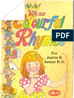 Colourful Rhymes & Stories for Kids
