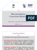 Bioestatistica