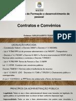 curso de contratos e convenios