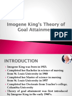 King's Theory