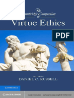 The Cambridge Companion to Virtue Ethics - Daniel C. Russell