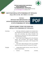 Form Monitoring Kesesuaian Resep Dengan Formularium