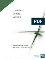 Lectura 1- Introducción a Las Pruebas de Sistemas