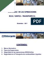 Seguridad en La Comercializacion y Transporte de Combustibles Liquidos