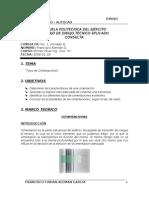 Consulta 1 - U3 - Cimentaciones