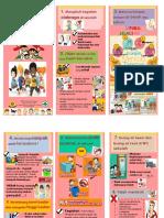 Leaflet PHBS Puskesmas