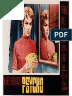 Poster - Psycho
