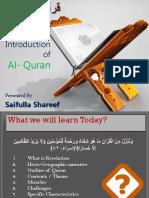 Quran Intro