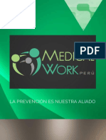 Brochure Medical Work Peru
