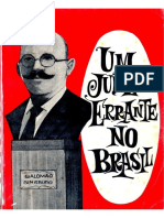 Um Judeu Errante no Brasil