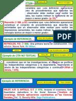 Ejemplos de Citas, Referencias, Antecedentes... (1)