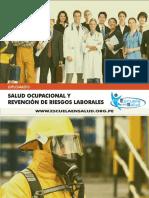 Salud Ocupacional y Prevencion de Riesgos Laborales