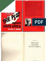 Klaus D Vaque The Plot Against South Africa