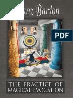 The Practice of Magical Evocation - Franz Bardon