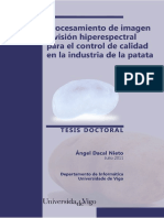 Procesamiento de Imagen y Visión Hiperespectral