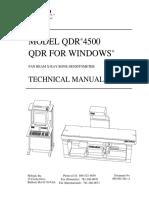 Hologic QDR-4500 Bone Densitometer - Service manual.pdf