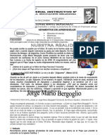 1. Jorge Mario Bergoglio