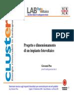 Fotovoltaico Cagliari Seminario