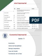 inventarios - Curso de Economia Empresarial