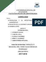 CARIOLOGIA EXPOSICION (1)