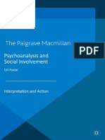 (Studies in the Psychosocial) Uri Hadar (auth.)-Psychoanalysis and Social Involvement_ Interpretation and Action-Palgrave Macmillan UK (2013).pdf