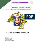 Consejo de Familia Terminado