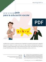 UNA ENCRUCIJADA PARA LA EDUCACION ESCOLAR. Cool.pdf