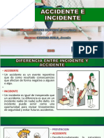 Accidente e Incidentes