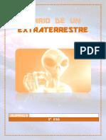 Proyecto Diario de un extraterrestre