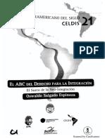 ABC Derecho de Integración Cap 1 (1)
