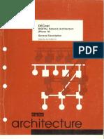 AA-N149A-TK DECnet Digital Network Architecture (Phase IV) General Description(1)