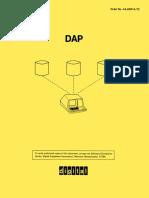 AA-D601A-TC Data Acces Protocol (DAP)