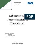 Laboratorio 3 (Electromagnetismo)