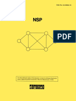 AA-D600A-TC Network Services Protocol (NSP)