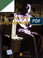 E. Evans Pritchard - Sosyal Antropoloji