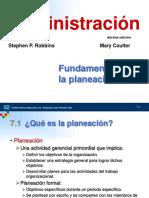 MGP01-Semana 1 - Introducción a La Planeación