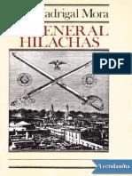 El General Hilachas - Jose Madrigal Mora