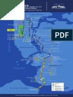 NYC Marathon Course Map 2018
