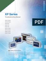 XGT Panel XP Series ENG Ver1.0 20150828