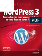 FFRENCHPDF.com WordPress 3 - Toutes Les Cls Pour Crer Maintenir Et Faire Voluer Votre Site Web