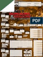 D D5E FichaEstilizada Feiticeiro(v.2) UncensoredRPG