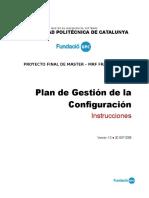 CM Instrucciones 10PGCONF 1.0