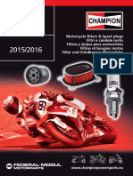 Filtre Bougie d/'allumage Ducati Sport 1000 S Sportclassic 2007-2010 double allumage