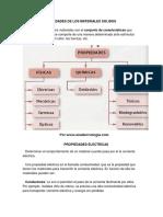 PROPIEDADES DE LOS MATERIALES SÓLIDOS