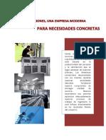 Cetal Soluciones - Brochure