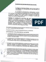 Contrato de Servicio de Distribucion de Gas Natural Egesur