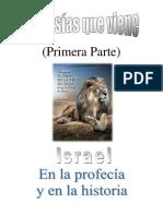 Israel en la profecia y en la historia