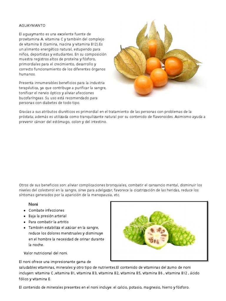 acido folico sirve para la prostata