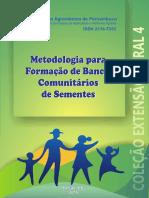 Metodologia Para Formacao de Bancos Comunitarios de Sementes